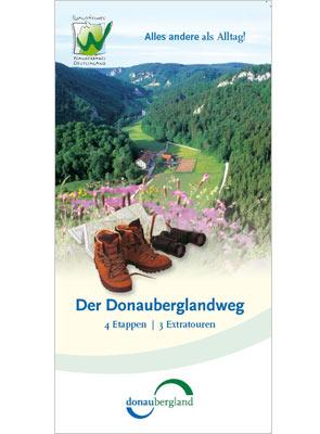 Donaubergland - Der Donauberglandweg