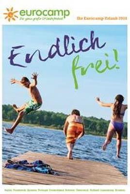 Reiseveranstalter - Eurocamp 2015/16 – Die ganz große Urlaubsfreiheit