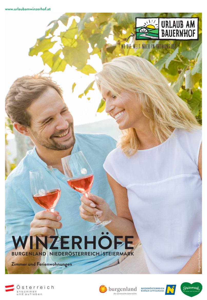 Steiermark - Echter Urlaub am Winzerhof - Zimmer & Ferienwohnungen