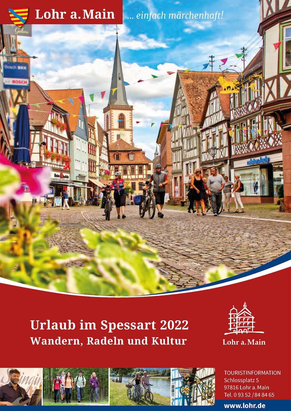 Spessart - Stadt Lohr a. Main - Zimmernachweis