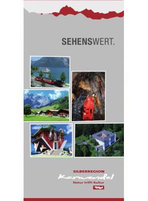 Silberregion Karwendel - Kultur erleben... Silberregion Karwendel  - Natur trifft Kultur