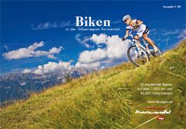 Silberregion Karwendel - Biken in der Silberregion Karwendel