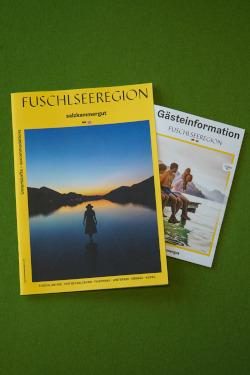 Fuschlsee - Fuschlsee- Gastgeberverzeichnis