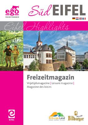 Ferienregion Eifel - Ego Freizeitmagazin