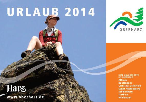 Harz - Oberharz – Urlaubsmagazin 2014