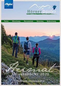 Allgäu - Obermaiselstein - Gastgeberverzeichnis