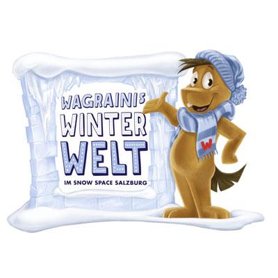 Wagrain - Imagebroschüre Winter hoch 2 in Wagrain-Kleinarl-Kleinarl