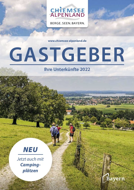 Chiemsee-Alpenland - Gastgeberverzeichnis Chiemsee-Alpenland