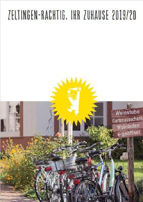 Mosel - Zeltlingen-Rachtig: Bild-Prospekt und Gastgeber-Verzeichnis