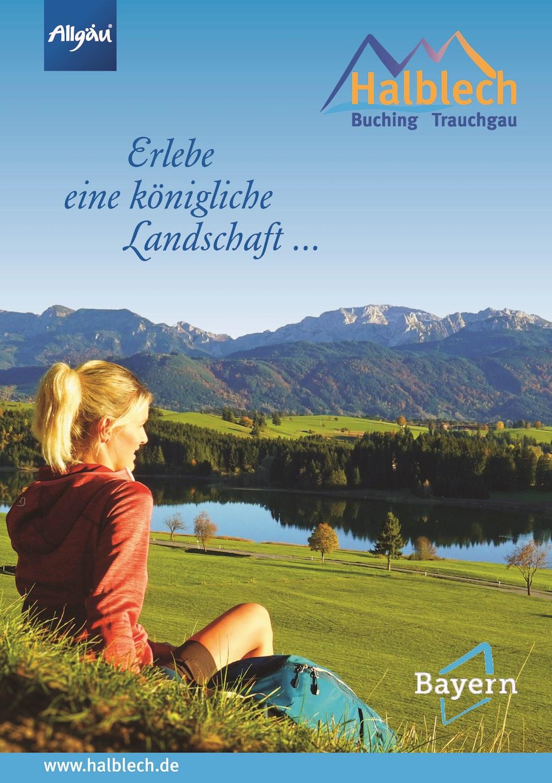 Halblech - Halblech:  Berge – Schlösser – Seen