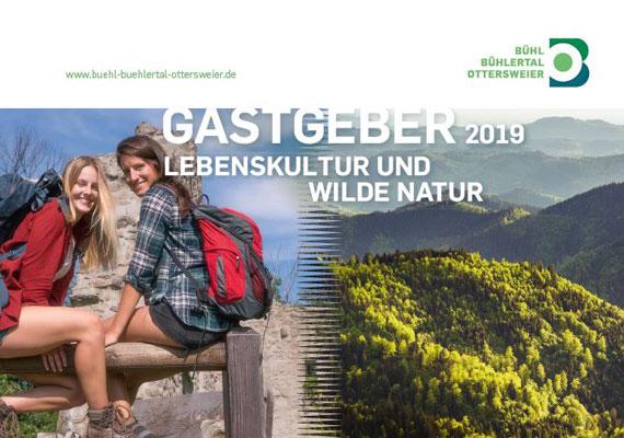 Schwarzwald - Ferienregion Bühl, Bühlertal - Gastgeberverzeichnis