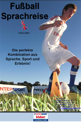 Reiseveranstalter - proSport  - Fußball Sprachreise (pdf)