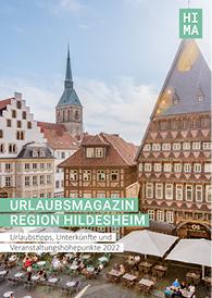 Hildesheim - Urlaubsmagazin Region Hildesheim 2016 – Urlaubstipps, Unterkünfte und Veranstaltungen