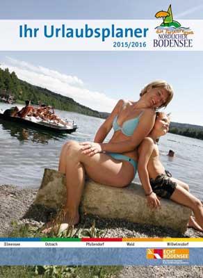 Bodensee - Ferienregion Nördlicher Bodensee - Ferienmagazin 2015/2016