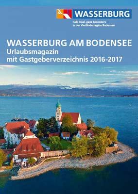 Bodensee - Wasserburg am Bodensee - Urlaubs- und Unterkunftsmagazin 2016/17