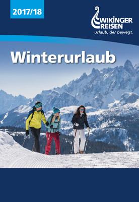 Reiseveranstalter - Wikinger Reisen – Winterurlaub 2017/18