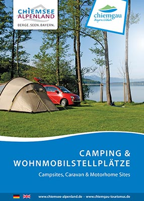 Chiemsee-Alpenland - Camping am Puls der Natur!