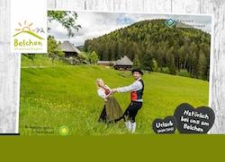 Südschwarzwald - Schwarzwaldregion Belchen - Urlaubsmagazin