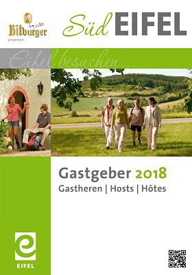 Ferienregion Eifel - Ihre Gastgeber im Naturpark Südeifel