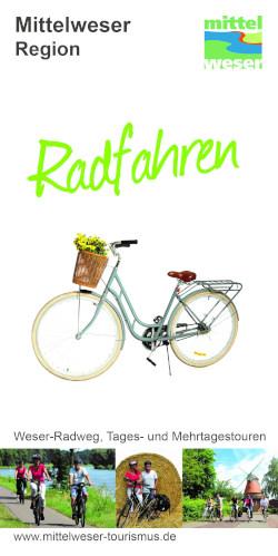 Mittelweser - Radfahren in der Mittelweser-Region