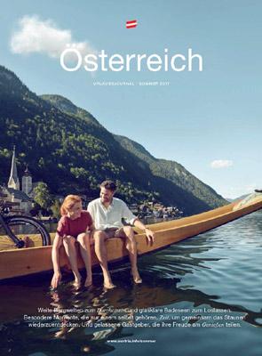 Österreich - Österreich – Das Urlaubsjournal Sommer 2017