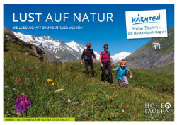 Hohe Tauern - LUST AUF NATUR (pdf)