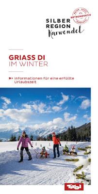 Silberregion Karwendel - WINTERBOOKLET SILBERREGION KARWENDEL