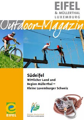 Ferienregion Eifel - Outdoor-Magazin