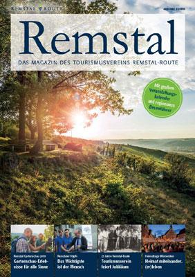 Remstal - Das Remstal-Magazin 2017