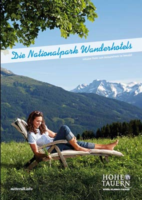 Mittersill - Die Nationalpark Wanderhotels - Mittersill-Hollersbach-Stuhlfelden