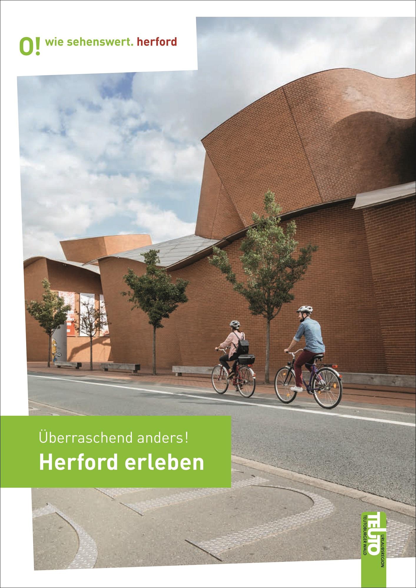 Nordrhein-Westfalen - Überraschend anders ! Zu Gast in Herford.