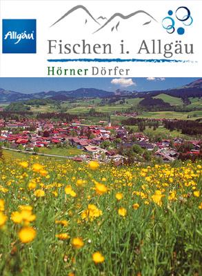 Allgäu - Fischen im Allgäu: Gastgeberverzeichnis Hörnerdörfer
