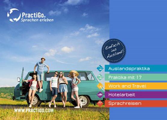 Reiseveranstalter - PractiGo - Sprachen Erleben