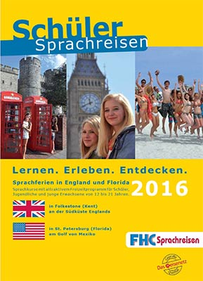 Reiseveranstalter - FHC Sprachreisen - Schülersprachreisen nach England und Florida