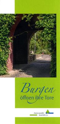 Rhein-Voreifel - Burgen öffnen Ihre Tore