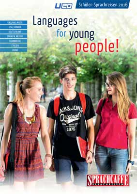 Reiseveranstalter - Sprachreisen für Schüler von Sprachcaffe  (pdf)