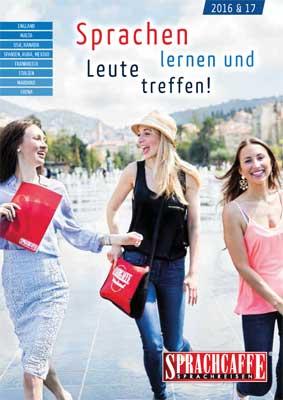 Reiseveranstalter - Sprachreisen für Erwachsene von Sprachcaffe (pdf)