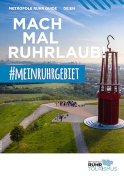 Ruhrgebiet - Metropole Ruhr - Erlebniskompass