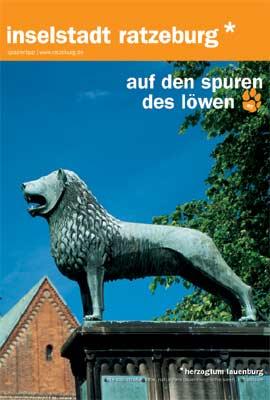Naturpark Lauenburgische Seen - Ratzeburg: Spaziertipp - auf den Spuren des Löwen