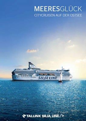 Reiseveranstalter - Tallink Silja: Überfahrten & City Cruises