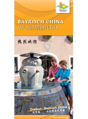 Altmühltal - Bayrisch China im Altmühltal