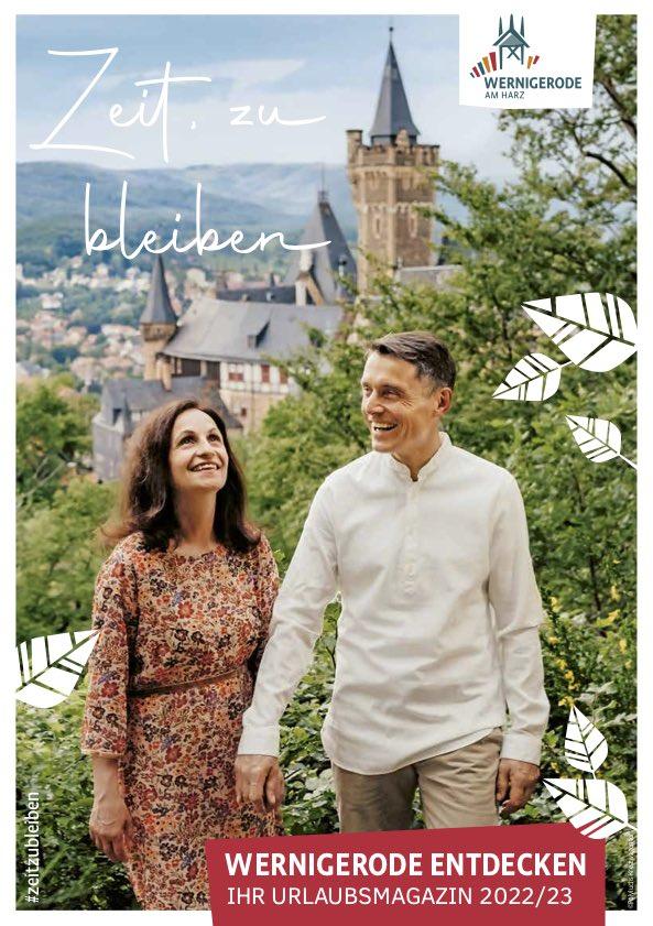 Harz - Wernigerode: Imageprospekt