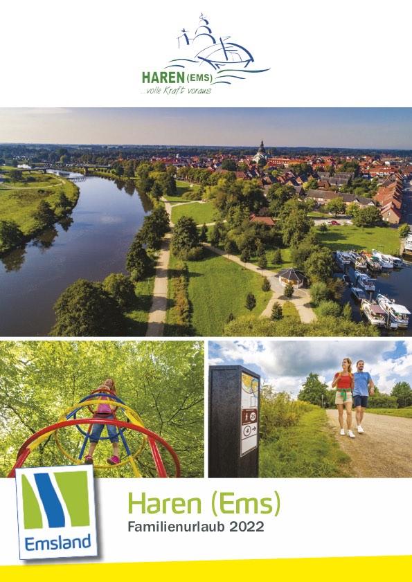 Emsland - Haren (Ems): Familienurlaub 2016