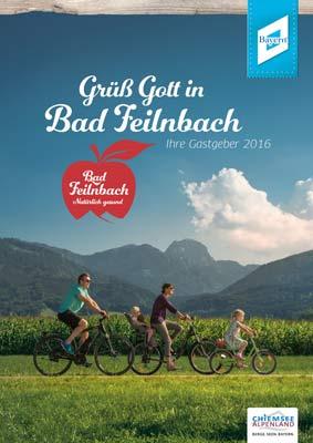 Oberbayern - Bad Feilnbach: Gastgeberverzeichnis (pdf)