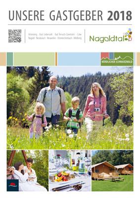Nordschwarzwald - Nagoldtal - Gastgeberverzeichnis 2018