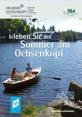 Fichtelgebirge - Erleben Sie den Sommer am Ochsenkopf