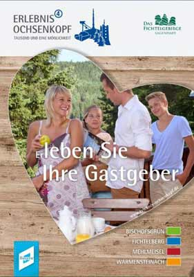 Fichtelgebirge - Erlebnis Ochsenkopf - Gastgeber