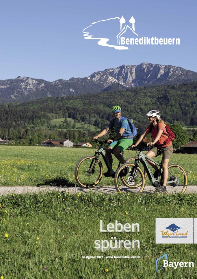 Oberbayern - Leben spüren – Infos und Gastgeber Benediktbeuern