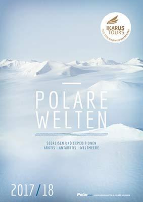 Reiseveranstalter - POLARE WELTEN entdecken – Kreuzfahrten in die Arktis und Antarktis
