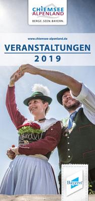 Chiemsee-Alpenland - Veranstaltungen 2018